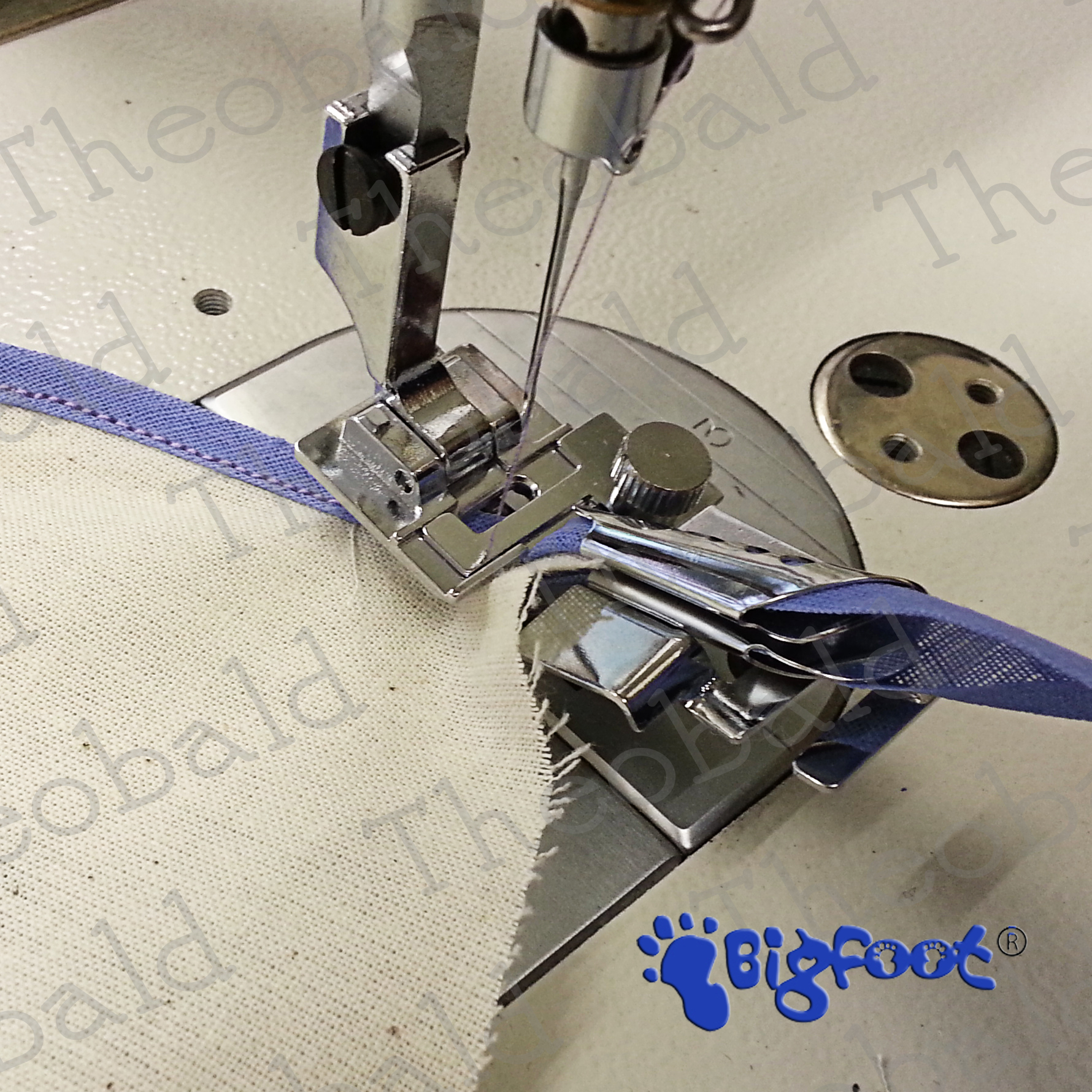 BIAS BINDING/BINDER FOOT INDUSTRIAL SEWING MACHINE FITS